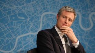 Zac Goldsmith publishes his tax bill online