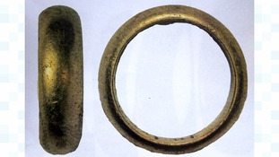350-year-old ring found by metal detectorist is treasure