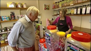 Sweet shop in Masham