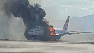 BA to put fire-hit Boeing plane back into service after Las Vegas airport blaze