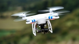 Prisoners using drones to smuggle in drugs and phones