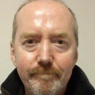 52-year-old Mark Blakeston