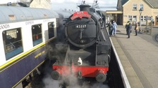 he Nene Valley Railway one of the heritage lines keeping the age of steam alive