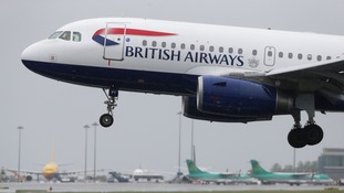 Second Heathrow flight targeted by laser