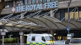 Pauline Cafferkey is to be treated at the Royal Free Hospital
