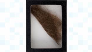 John Lennon's hair