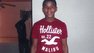 An undated handout photo released by the Martin family public relations representative shows 17-year-old Trayvon Martin