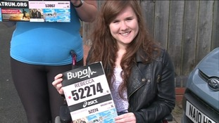 Great North Run: raising money and awareness