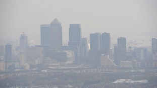 Air pollution, both inside and outside, contributing to 9,500 deaths in London each year