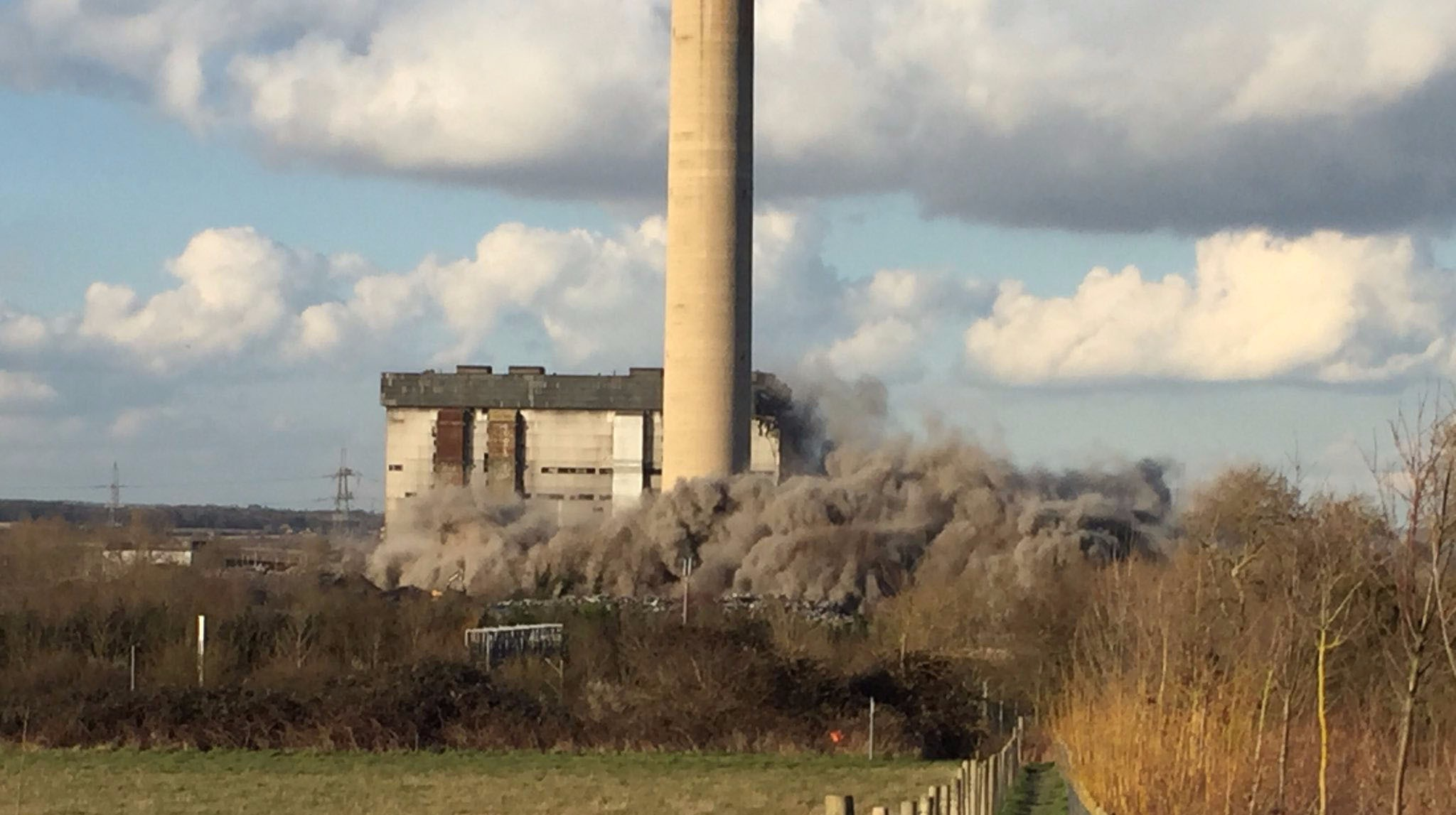 Distinctly average... why Didcot is Little England