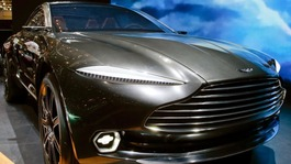 Aston Martin to open plant in Wales creating 750 jobs