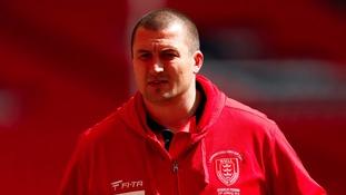 Hull KR sack head coach Chris Chester