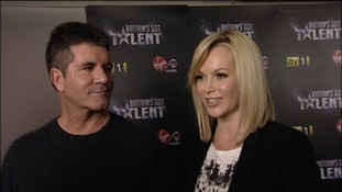 Simon and Amanda talk BGT