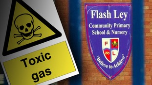 Flash Ley Primary in Stafford will have been closed for almost a year