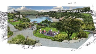 Plans submitted for 1500-home eco-community near St Austell