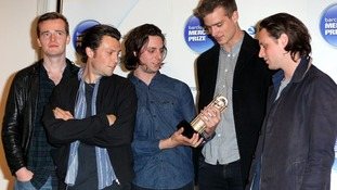 the maccabees barclaycard mercury music prize shortlist