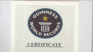New Guinness World Records Book published today