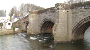 A tale of two bridges: Pooley Bridge work moves fast as Eamont Bridge residents bemoan 'lack of action'