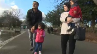 'Peaceful' life for Syrian refugees in North East