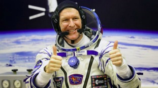 Tim Peake is currently serving on a joint ESA mission on-board the International Space Station.