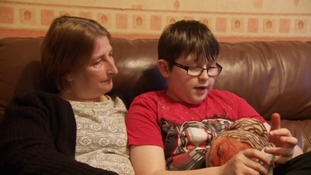 Home video shows boy's shocking sleeping condition after vaccine