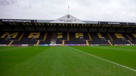 Notts County up for sale after chairman resigns