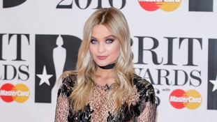 Laura Whitmore on Ant and Dec, Adele and BRIT Award after parties