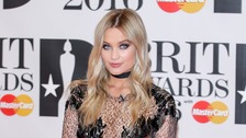 Laura Whitmore spoke to ITV News