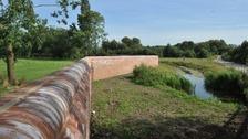 Flood defence in Nottingham