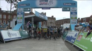 Tour of Britain returns to the South West