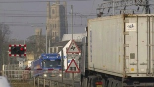 The Ely North junction.