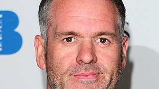 Radio 1 presenter Chris Moyles.