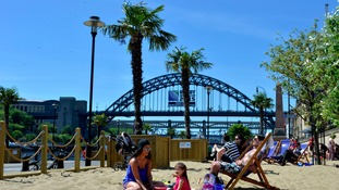 Number of tourists visiting the North East has increased