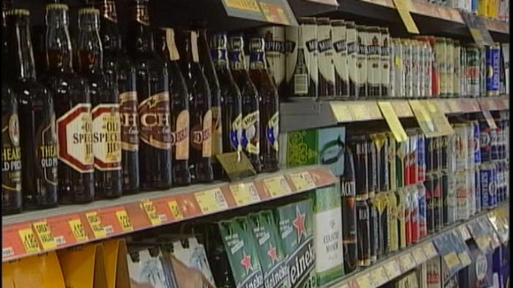 A minimum price of 40p per unit could be set on alcohol.