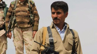 Don't be seduced by Islamic State propaganda, warns Kurdish fighter