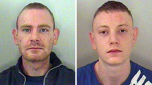 Brothers hauled back to court and jailed after posting abusive Facebook posts about judge who freed them