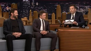 Jimmy Fallon and Hugh Jackman try to pronounce Wales' longest place name