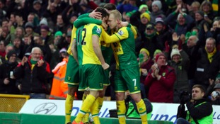 Norwich City have been told to show no fear.