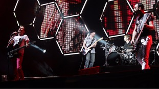 Muse set to make Glastonbury Festival history