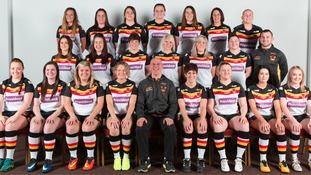 Bradford Bulls become first full-time club to launch women's team