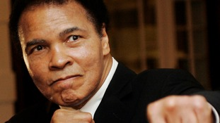 Petition calling for Muhammad Ali to receive an honorary British knighthood signed by thousands