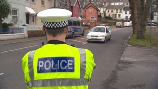 Dorset Police joined Devon and Cornwall Force to target drivers