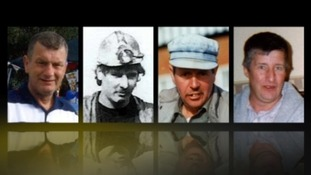 Four miners that died in Gleision disaster
