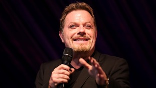 Eddie Izzard ordered to rest during marathon of marathons