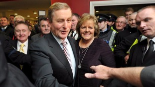 Taoiseach Enda Kenny insists he will not resign in the wake of the election