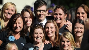 Gareth Malone/Military Wives