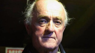 Frank Kelly as Emmerdale's Dermot Macey
