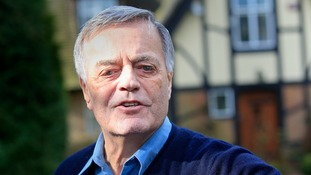 Tony Blackburn was presenting Retro Countdown in the wake of his sacking by the BBC