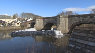 Eamont Bridge to be inspected next week