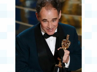 Mark Rylance won Best Supporting Actor
